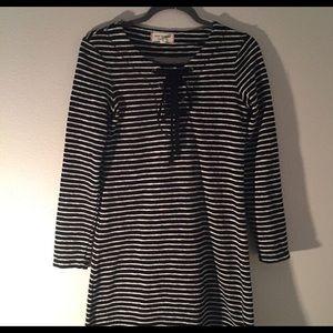Striped dress!